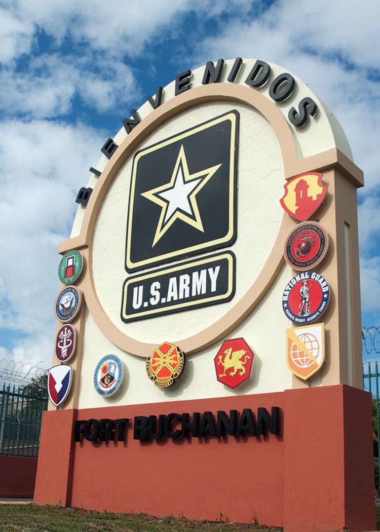 Fort Buchanan | GC&E Systems Group