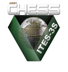 CHESS ITes-3S Logo | GC&E Systems Group