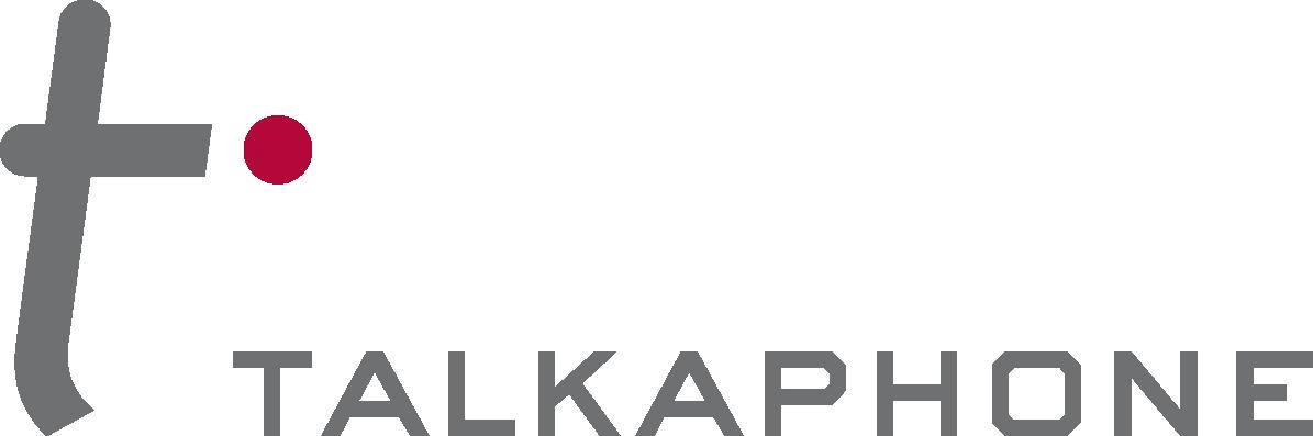 Logo - Talkaphone rev | GC&E Systems Group
