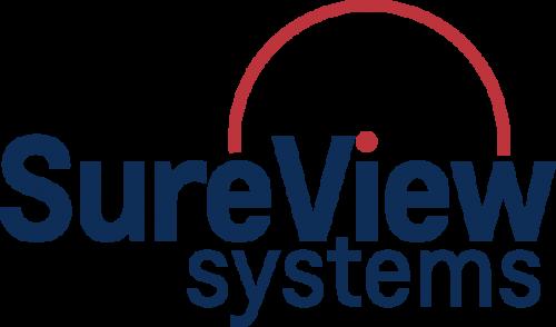 Logo SureView rev | GC&E Systems Group