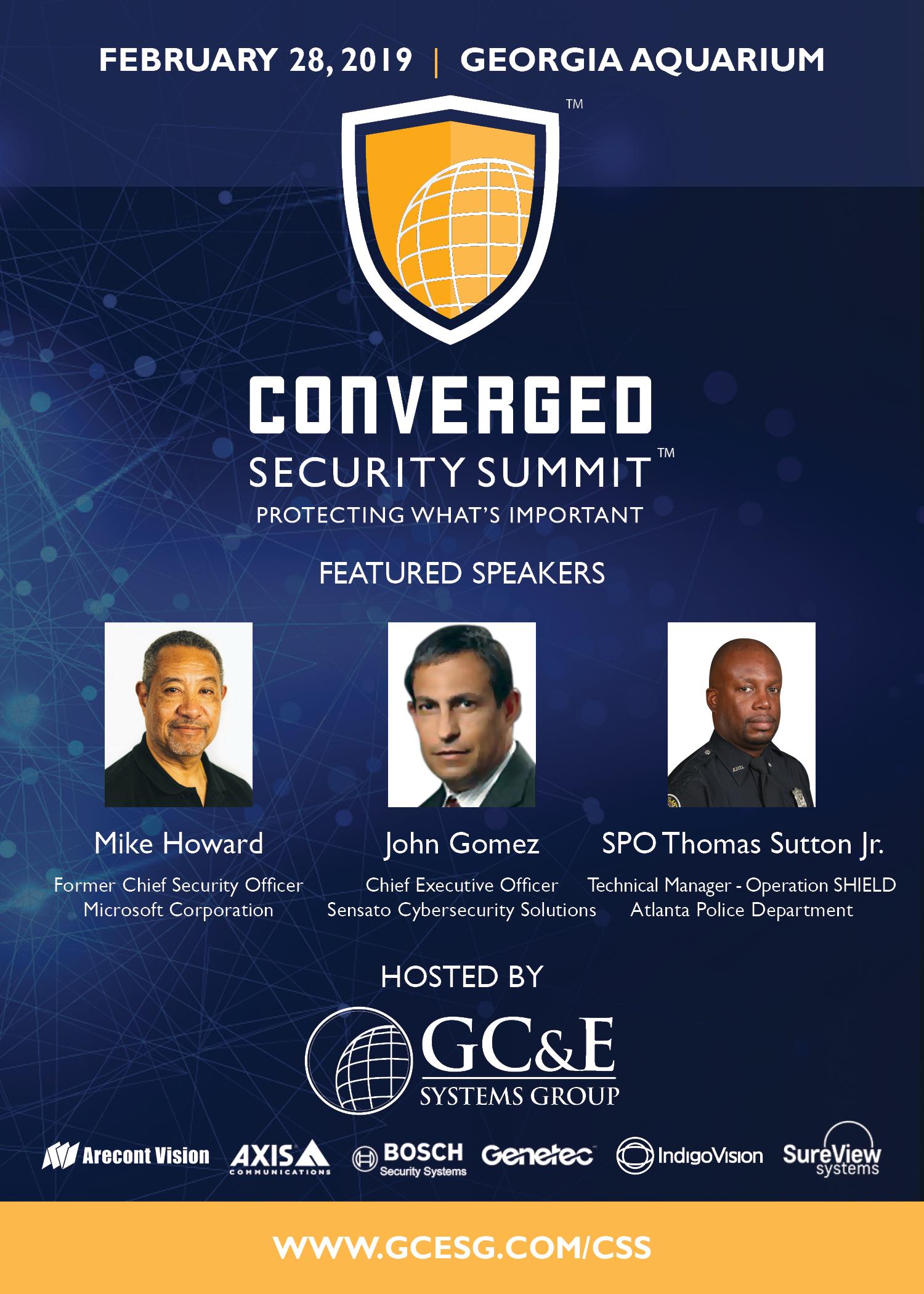 CSS 2019 | GC&E Systems Group